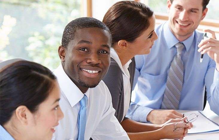 Benefits of Corporate Group courses